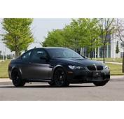 2011 BMW M3 Frozen Black Edition Hits The US Only 20