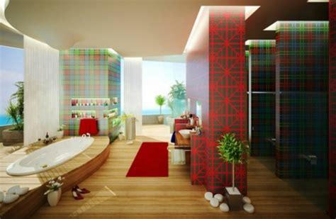 badewanne farbig bunte badezimmer designs 21 wundersch 246 ne farbenreiche ideen