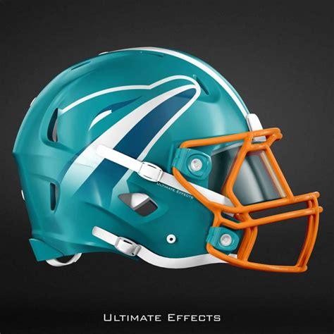 nfl helmet design changes creative designer creates awesome concept helmets for all