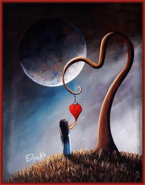 Imagenes Surrealistas De Amor   imagenes de corazones con mensajes de amor surrealistas
