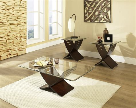 glass living room furniture centre table designs with glass top glass living room
