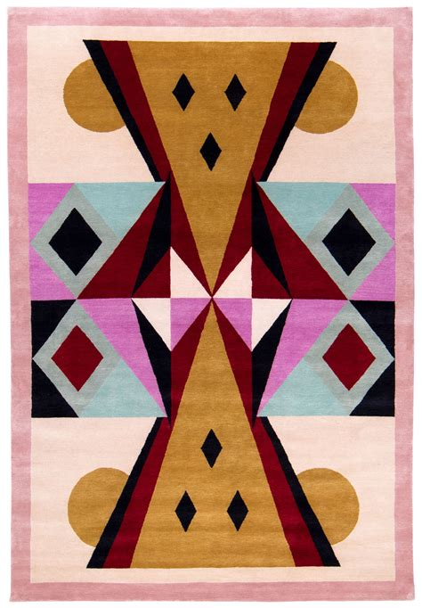 design milk carpet a bold rug collection by alessandro mendini design milk