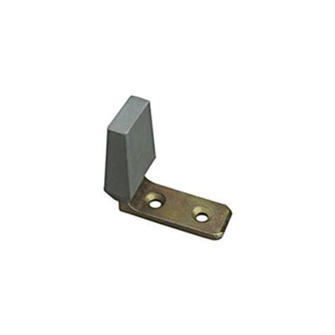 Drawer Stop Hardware by Buy The National 215905 Zinc Floor Door Stop Visual Pack