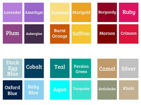 colours name your colours lpc furniture