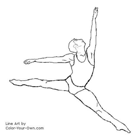 boy dancer coloring page dancers male ballet dancer coloring page 3