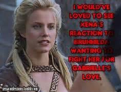 xena warrior princess on xena warrior princess