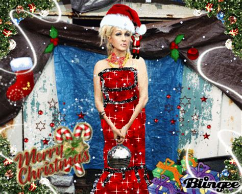 merry christmas cyndi lauper picture  blingeecom