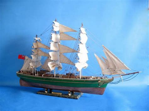buy wooden thermopylae limited model tall ship