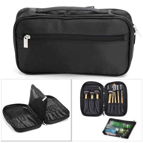 Bag Free Pouch Handbag makeup brush organizer travel clutch handbag cosmetic
