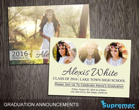 Senior Graduation Cards Templates by Graduation Announcements Templates Graduation Card