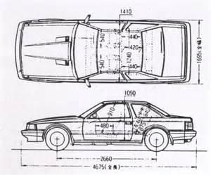 car dimensions standard garage size