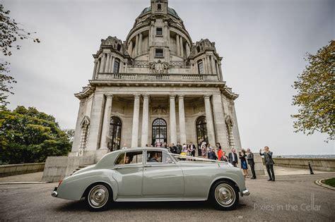 Wedding Car Lancaster by Lancaster Wedding Photography At Ashton Memorial