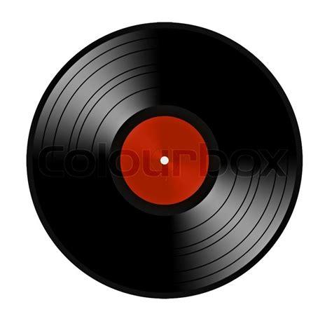 How To Search Records For Free Black Vinyl Record Lp Album Disc Stock Photo Colourbox