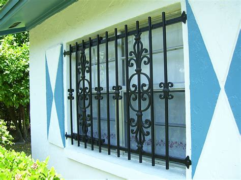 Window And Door Bars by Security Bars For Windows Are Security Bars On A Houseus