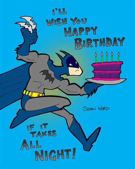 batman birthday card by scara1984 on deviantart batman birthday card gangcraft net