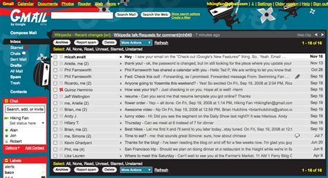 gmail chat themes gmail themes the tech lunch