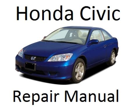 car repair manuals online pdf 2002 honda insight security system honda civic 2002 2005 em2 es1 ep1 ep2 ep3 ep4 ev1 repair manual