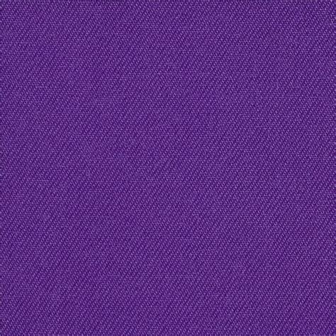 Upholstery Weight Fabric Kaufman Ventana Twill Solid Deep Purple Discount
