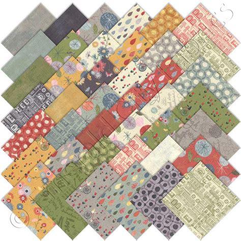 Mon Ami Quilt Pattern by Moda Mon Ami Charm Pack Emerald City Fabrics