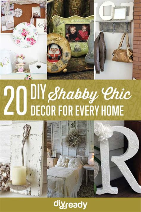 25 diy shabby chic decor shabby chic decor ideas diy projects craft ideas how to