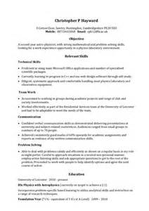 Skills Exles For Resumes by Skills Resume Template Learnhowtoloseweight Net