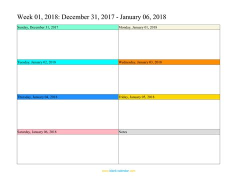 weekly to do calendar template weekly calendar 2018 word excel pdf
