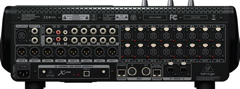 Mixer Behringer X32 Rack behringer x32 producer 40 input 25 rack mixer