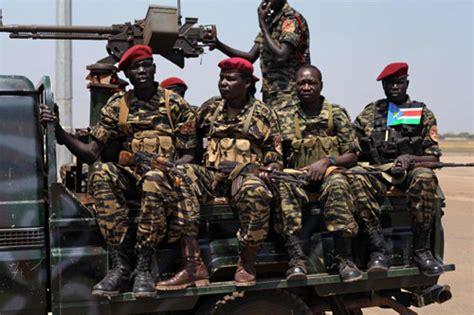 south sudan news on 14112016 small chances for peace in south sudan world politics