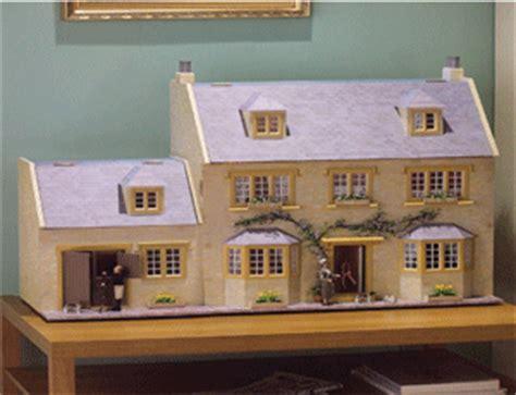 cottage dolls house wooden doll houses huge range wonderland models