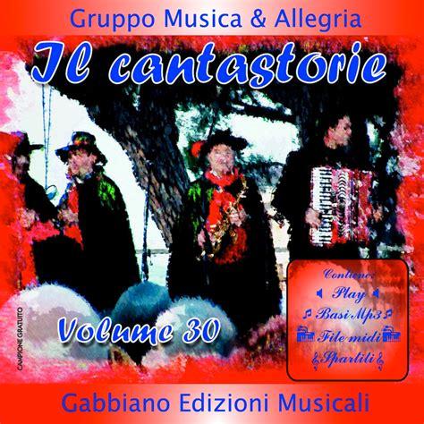 gabbiano edizioni musicali il cantastorie album gabbiano edizioni musicali
