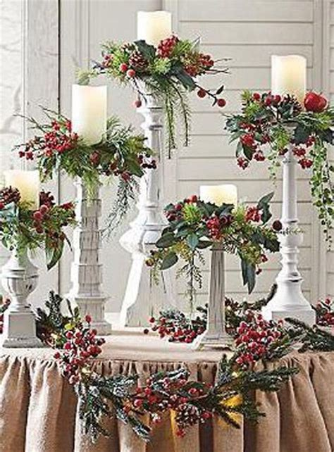 christmas home decor pinterest 1000 ideas about christmas tables on pinterest