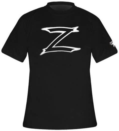 T Shirt Zorro t shirt zorro logo t shirts rock a gogo