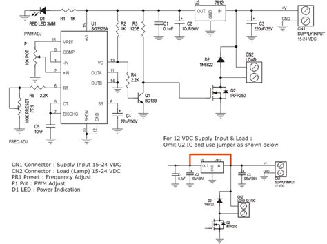 speed of dc motor using igbt high current load pwm dc motor speed controller using