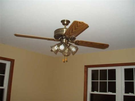 Broken Ceiling Fans by More Fans From The Internets Vintage Ceiling Fans Forums