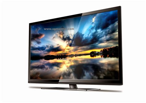Tv Led Sharp Indonesia harga terupdate tv led toshiba samsung panasonic lg