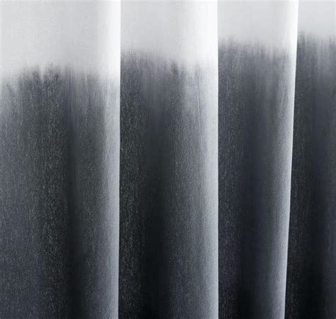 Grey Ombre Curtains Dip Dye Grey Curtains Curtain Menzilperde Net