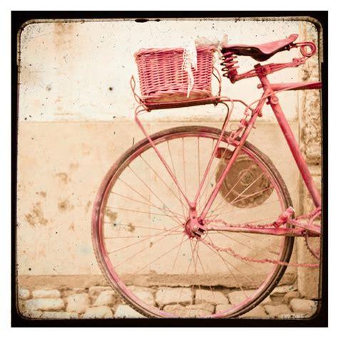retro stil items similar to pink bike vintage style bicycle pink