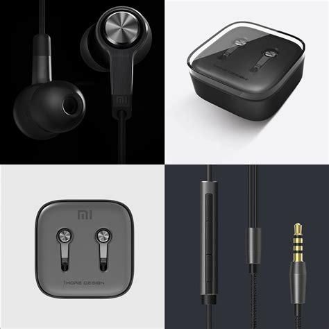 Headset Earphone Xiaomi Piston 3 xiaomi mi piston 3 in ear earphones remote black