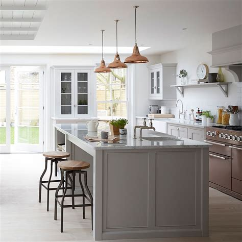 white and gray kitchen ideas grey kitchen ideas 14 ideas for grey kitchens that are