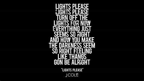 Lights J Cole Lyrics by Maxresdefault Jpg