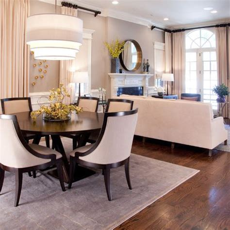 Livingroom Diningroom Combo by 25 Best Ideas About Living Dining Combo On Pinterest
