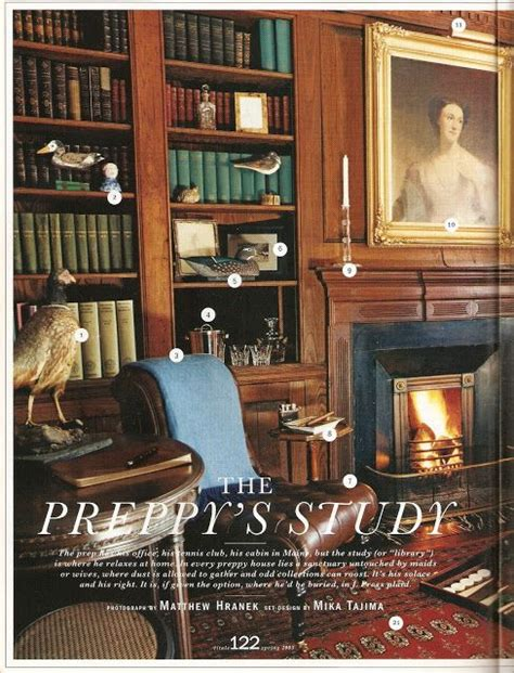 preppy home decor i is for inside
