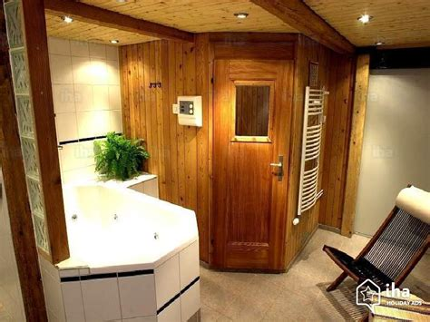 wooden house bathroom g 238 te self catering for rent in wilderswil iha 72782