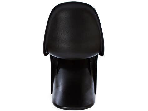 sillas panton silla panton negro