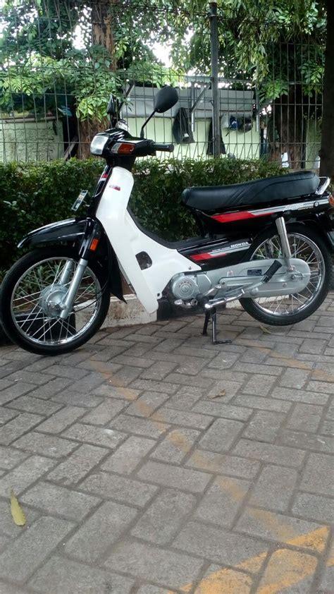 Suku Cadang Honda Grand Impressa astrea grand 1991 bulus hasil restorasi ini laku 20 juta