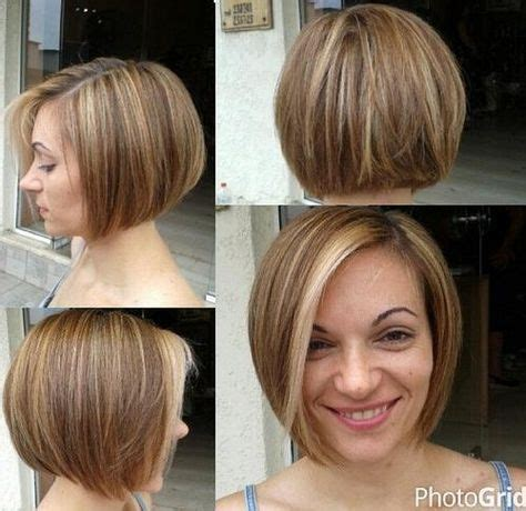 highlights with blonde and dark on chin length hair 40 new short bob haircuts and hairstyles for women in 2017