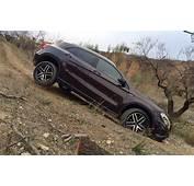 Mercedes Benz GLAs Surprising Offroad Capabilites
