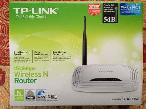 Tp Link Wireless N Router Tl Wr740n tp link tl wr740n review images what s inside box where to buy