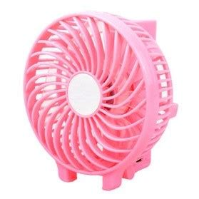 Battery Cell Handheld Cooling Fan 18650 Battery Pink 1 kipas portable handheld cooling fan 18650 battery pink