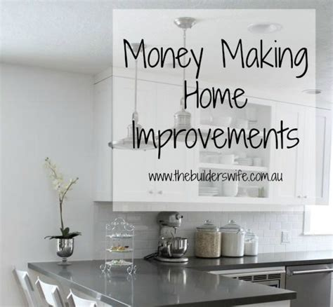 money home improvements the builder s